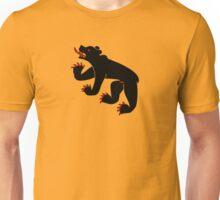 berne bear ours suisse bern Unisex T-Shirt