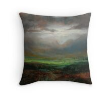 Glencoe Light Study Throw Pillow
