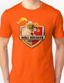 Wall Breaker Demolition Co T-Shirt