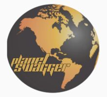 Planet Swagger Gold & Black Kids Clothes