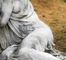 Monumental Cemetery of Staglieno, Genoa, Italy Sticker