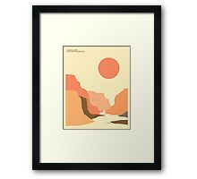GRAND CANYON NATIONAL PARK Framed Print
