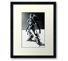 Transformers Prime Arcee Toy Framed Print