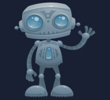 Waving Robot by fizzgig