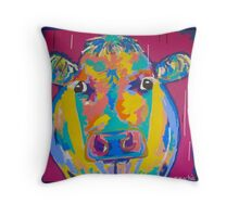 Big Bertha Throw Pillow