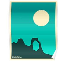 ARCHES NATIONAL PARK Poster