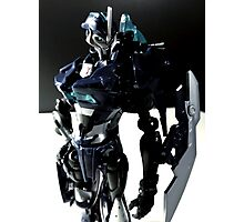 Transformers Prime Arcee Photographic Print