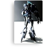 Transformers Prime Arcee Toy Canvas Print
