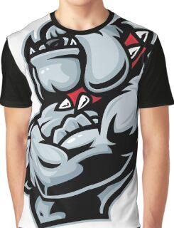 Gangsta Dog Graphic T-Shirt
