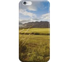 Down in the meadow iPhone Case/Skin