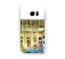 Yankee Stadium, Bronx, New York Art Watercolor Print Samsung Galaxy Case/Skin