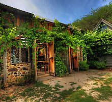 Ramshackle - Lavendula, Daylesford/Hepburn Springs, Victoria Australia - The HDR Experience by Philip Johnson