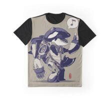 Cyb-Orca Graphic T-Shirt
