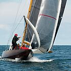 Norseman rounds the windward mark by wolftinz