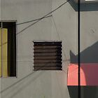Geometric Urban Abstract by Jane Underwood