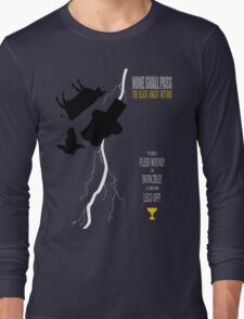 THE BLACK KNIGHT RETURNS Long Sleeve T-Shirt