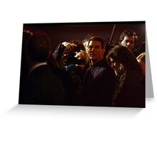 Mr Tom Cruise Greeting Card