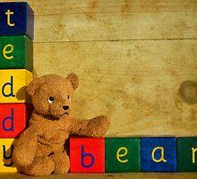 Just Little Teddy :) by Susie Peek