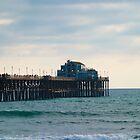 Oceanside Pier 1 by Donovan Olson