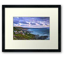 Woolacombe Bay - 1 Framed Print