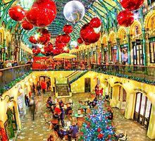 A Festive Covent Garden - HDR by Colin  Williams Photography
