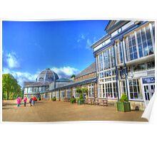 The Pavilion - Buxton Poster