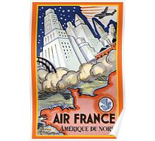 Air France 5 Poster
