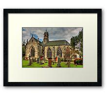 The Kirk of Calder Framed Print