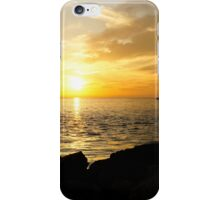Yellow Sky* iPhone Case/Skin