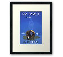 Air France 6 Framed Print