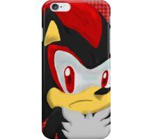 Shadow Hedgehog iPhone Case/Skin