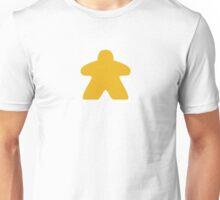 Yellow Meeple Unisex T-Shirt