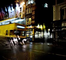 Rain & Night by Vincent Riedweg