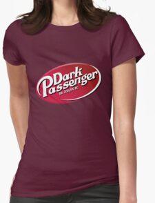 Dark Passenger Womens Fitted T-Shirt