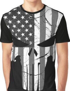 American Punisher - Subdued Graphic T-Shirt