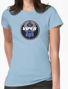 Rebel Viper Alliance  Womens Fitted T-Shirt