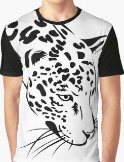 Jaguar head Graphic T-Shirt