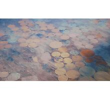 Midwest Circles Photographic Print