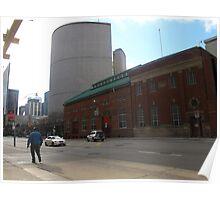 A slice of Toronto Poster