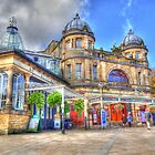 Buxton Opera House by Ferdinand Lucino