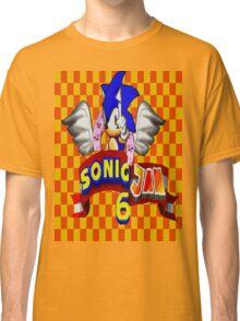 Sonic Jam 6 Classic T-Shirt