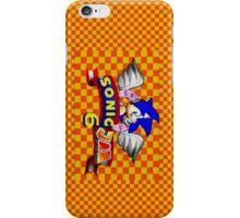 Sonic Jam 6 iPhone Case/Skin