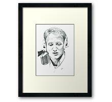 Mr Williams Framed Print