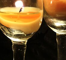 Tiny Candle by marybedy