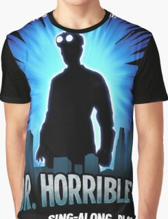 Dr. Horribles sing-along blog  Graphic T-Shirt