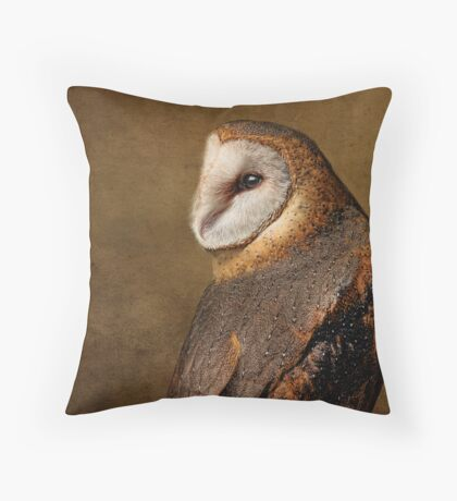 Nina #3 Throw Pillow