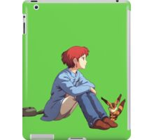 Nausicaä of the Valley of the Wind iPad Case/Skin