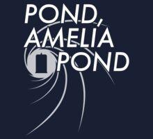 Pond, Ameilia Pond by trekvix