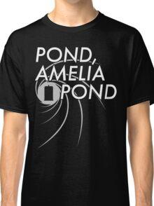 Pond, Ameilia Pond Classic T-Shirt