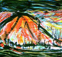 dark seas.... surround red peak isle by banrai